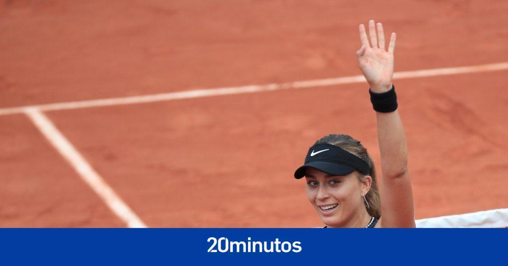 Paula Badosa rompe su techo en Roland Garros y alcanza sus primeros cuartos de final de Grand Slam