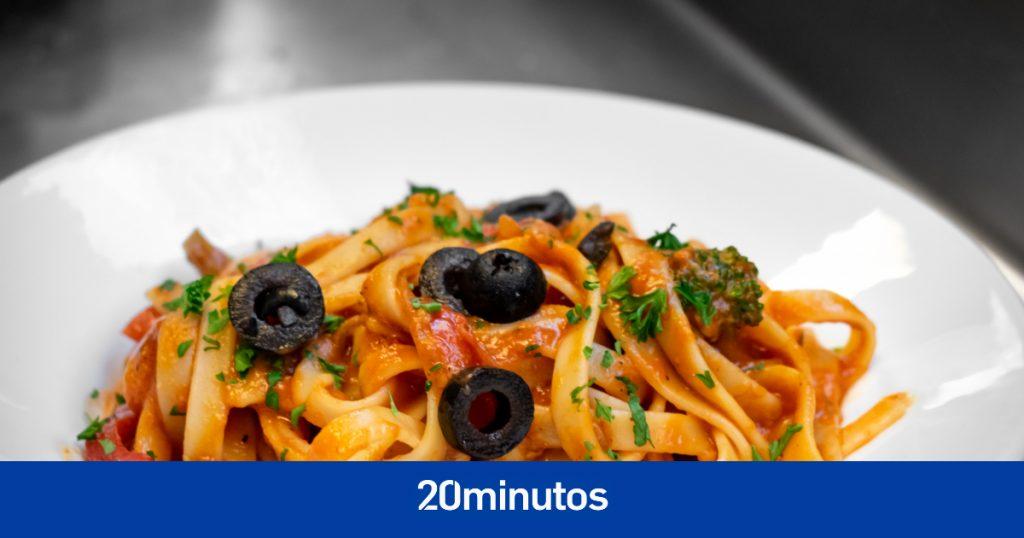 Receta de pasta siciliana, rápida y fácil