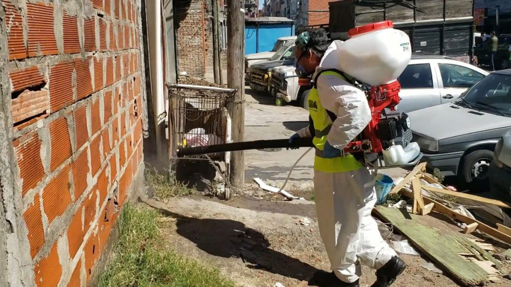 Redes de vecinos, la mejor herramienta contra el dengue    Planeta futuro