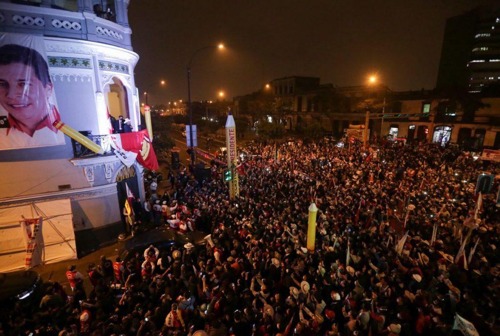 Resultados electorales: Pedro Castillo gana en Perú, pero apelación de Fujimori retrasa proclamación |  Internacional