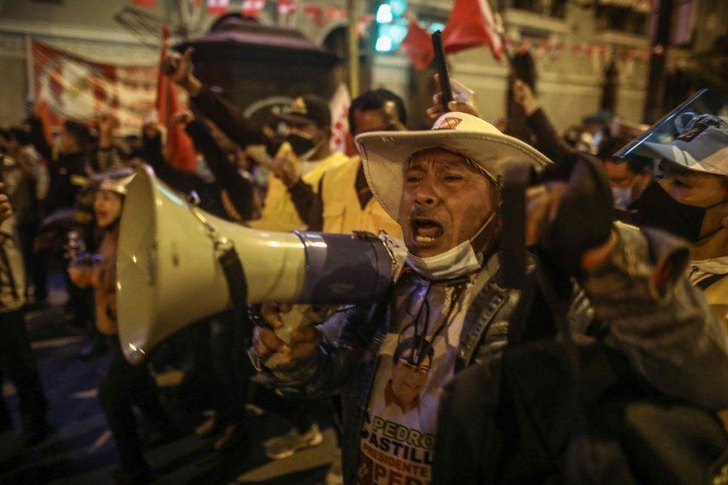 Resultados electorales: Perú: ganó el clamor por el cambio    Opinión