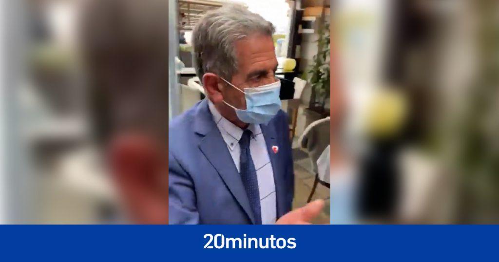 Revilla admite que mintió después de su controvertida comida al saltarse las restricciones