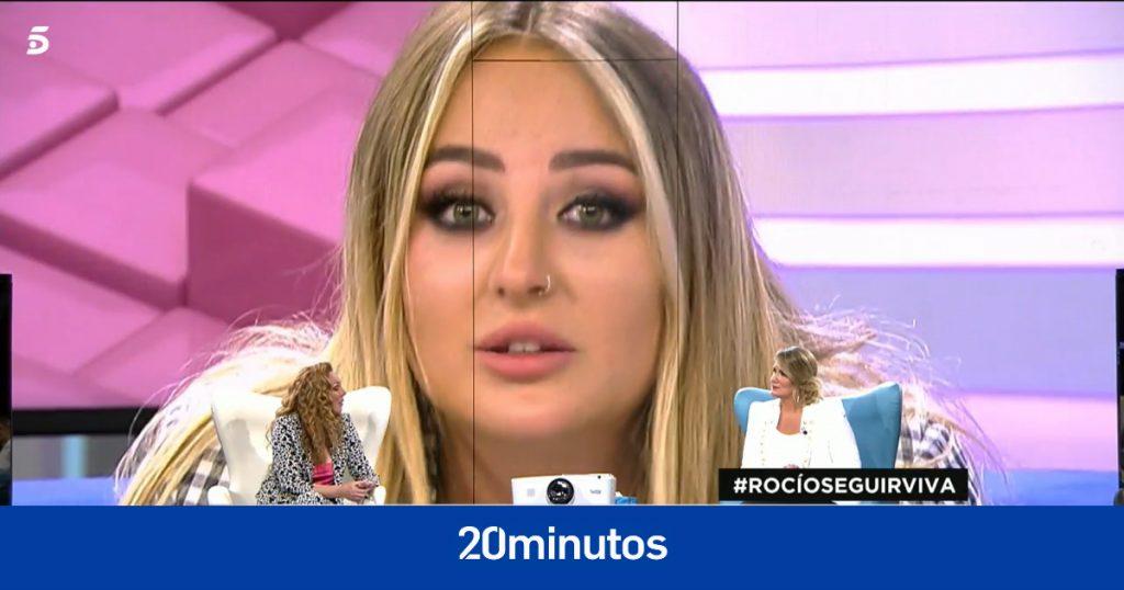 """Rocío Carrasco comenta las últimas declaraciones de su hija, Rocío Flores: """"Es el mismo que me ataco"""""""
