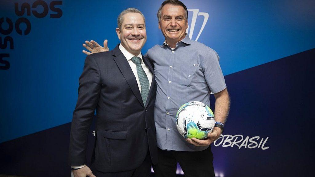 Rogério Caboclo: La Federación Brasileña de Fútbol suspende a su presidente por denuncia de acoso sexual |  Deportes