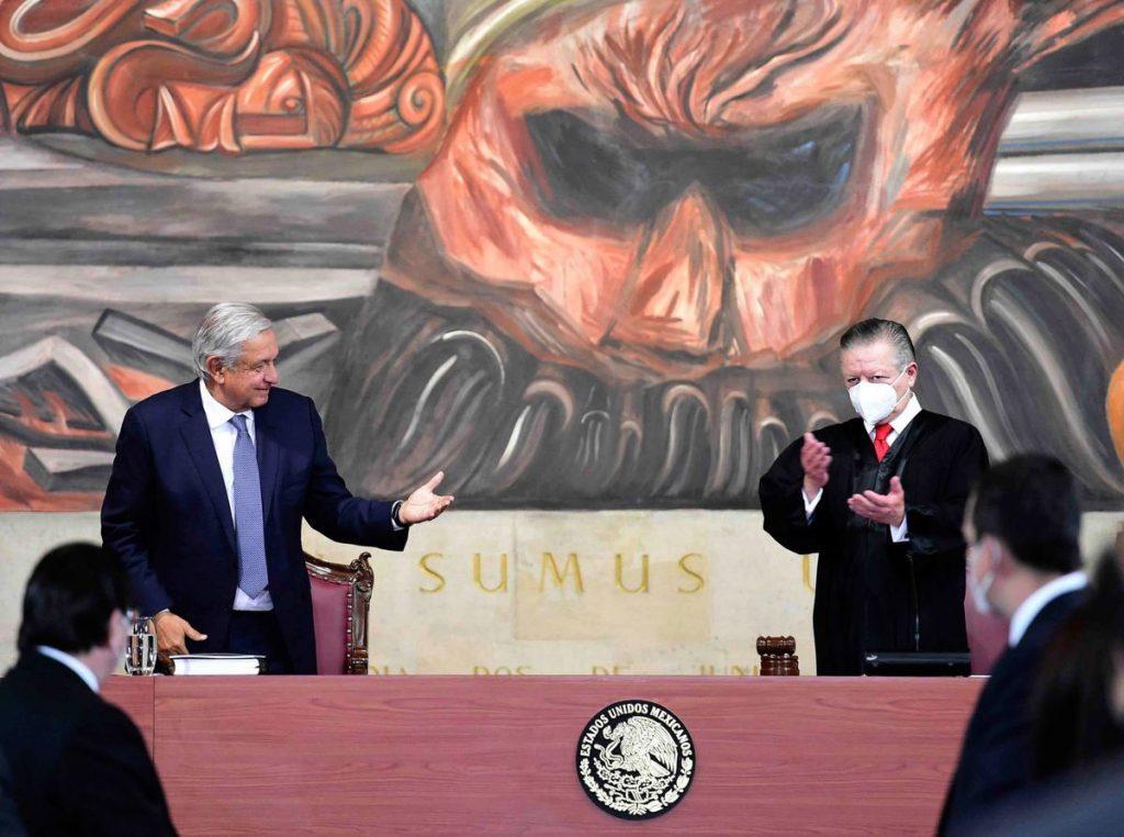 SCJN: Arturo Zaldívar promueve consulta sobre la extensión de su mandato en la Corte Suprema