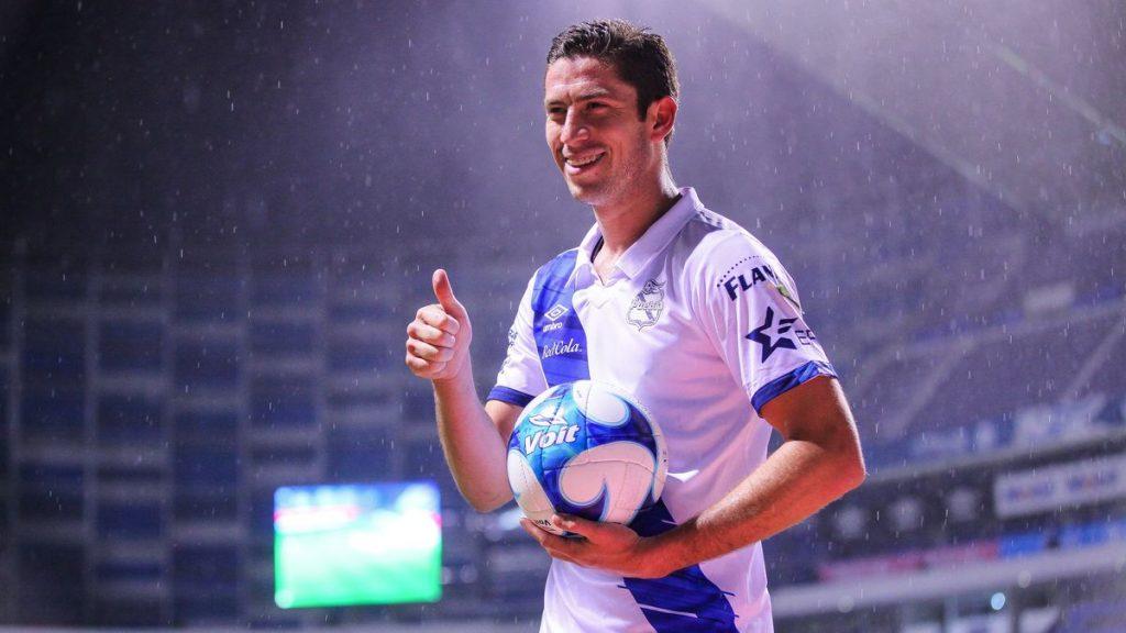 Santiago Ormeño, un delantero despreciado por México y reclutado por Perú para jugar la Copa América