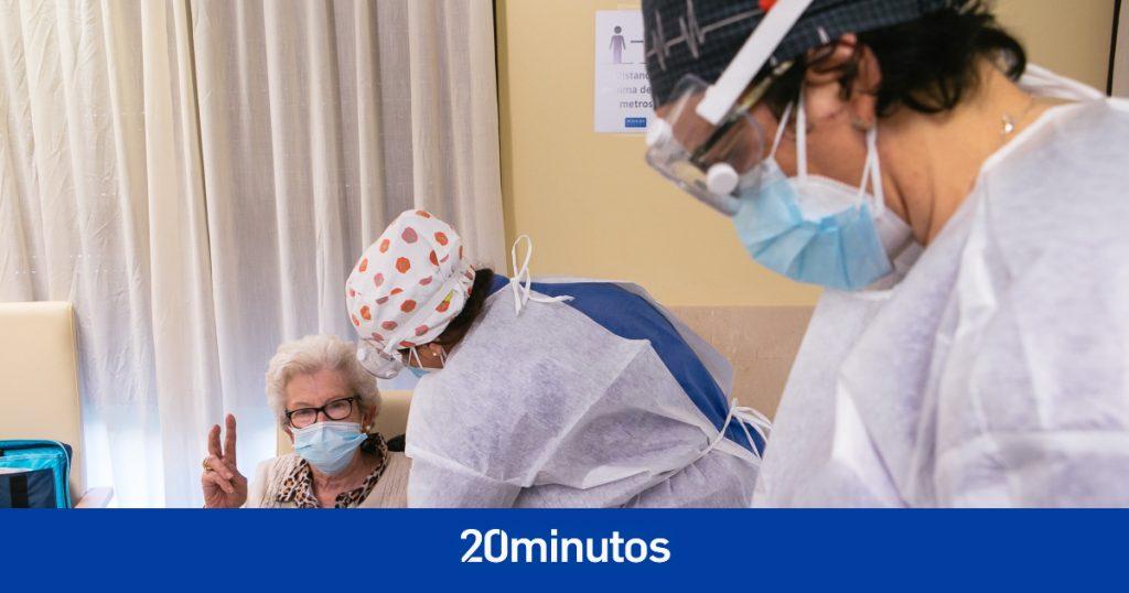 Siete ancianos fallecieron en Extremadura de enero a mayo por fallos de vacunación