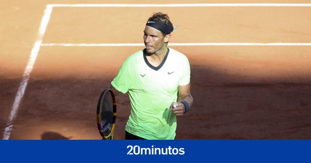 Sigue a Nadal vs Gasquet en la segunda ronda de Roland Garros en directo
