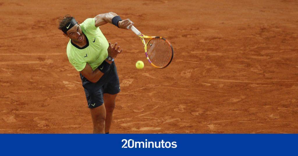 Sigue el partido entre Rafa Nadal y Cameron Norrie en Roland Garros en directo