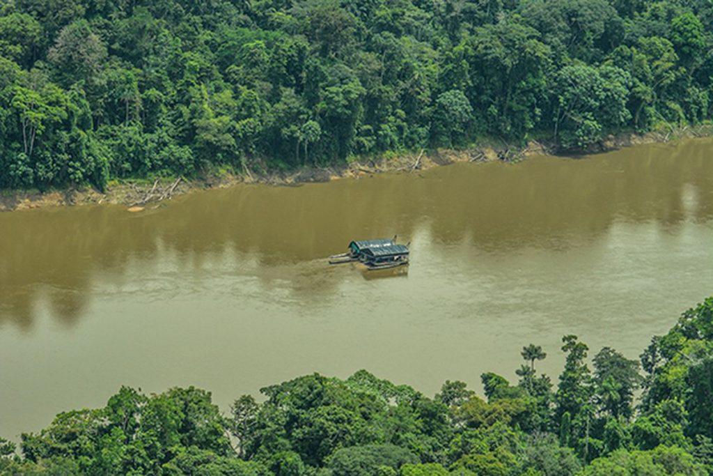 Termómetro económico y social de Estados Unidos: el mercurio dorado que amenaza al Amazonas |  TERMÓMETRO ECONÓMICO Y SOCIAL AMERICANO