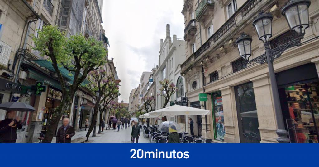 """Un borracho se precipita desde un balcón en Ourense: """"Quería coger el avión"""""""