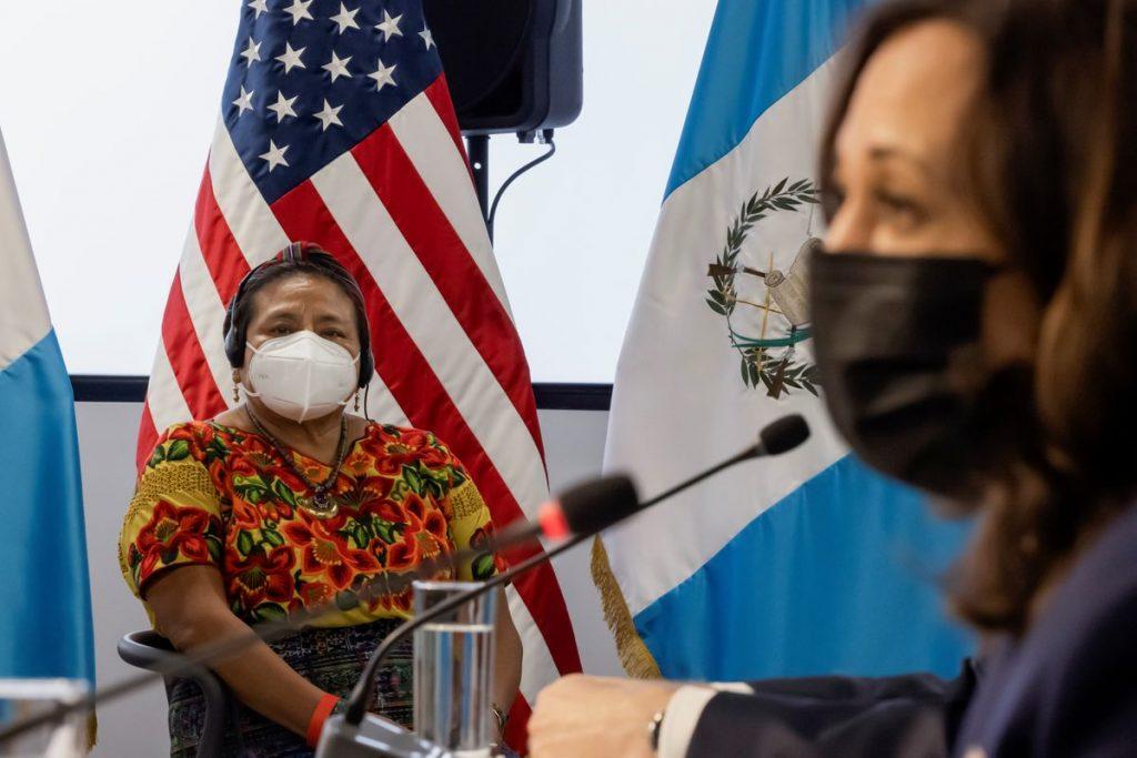 Un equipo que conoce la región y busca soluciones prácticas: el séquito de Harris en México y Guatemala
