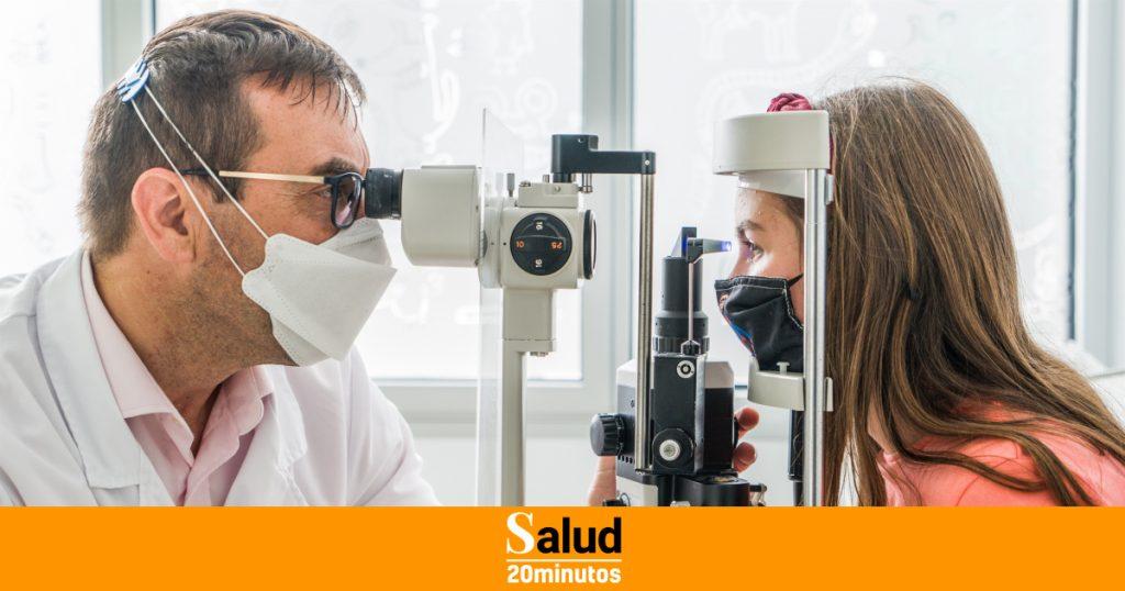 Un tratamiento genético pionero evita que una niña de 12 años quede ciega