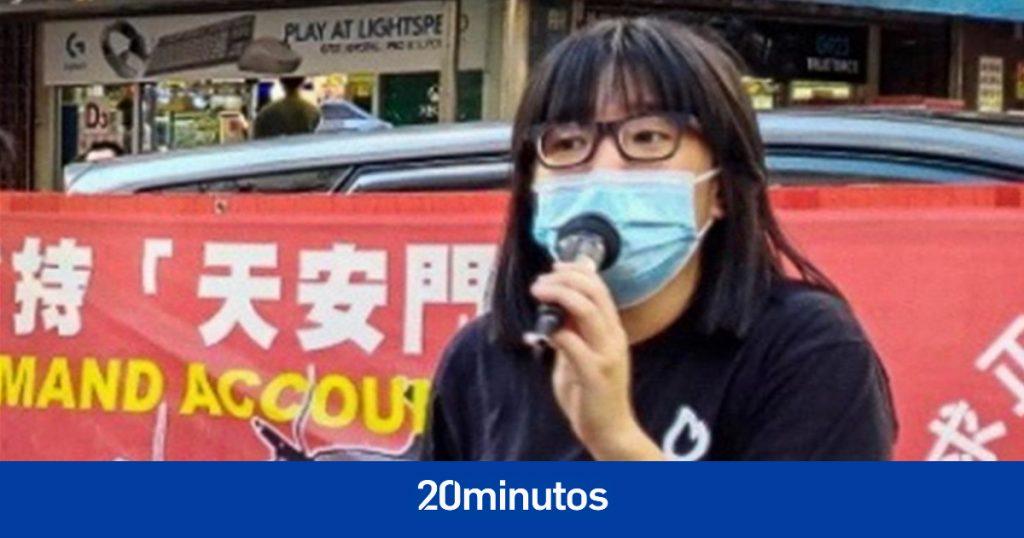 Uno de los organizadores de la vigilia por la masacre de Tiananmen detenido en Hong Kong