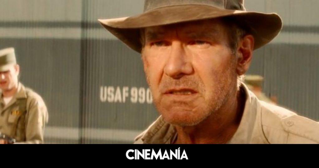 fotos del set de 'Indiana Jones 5'