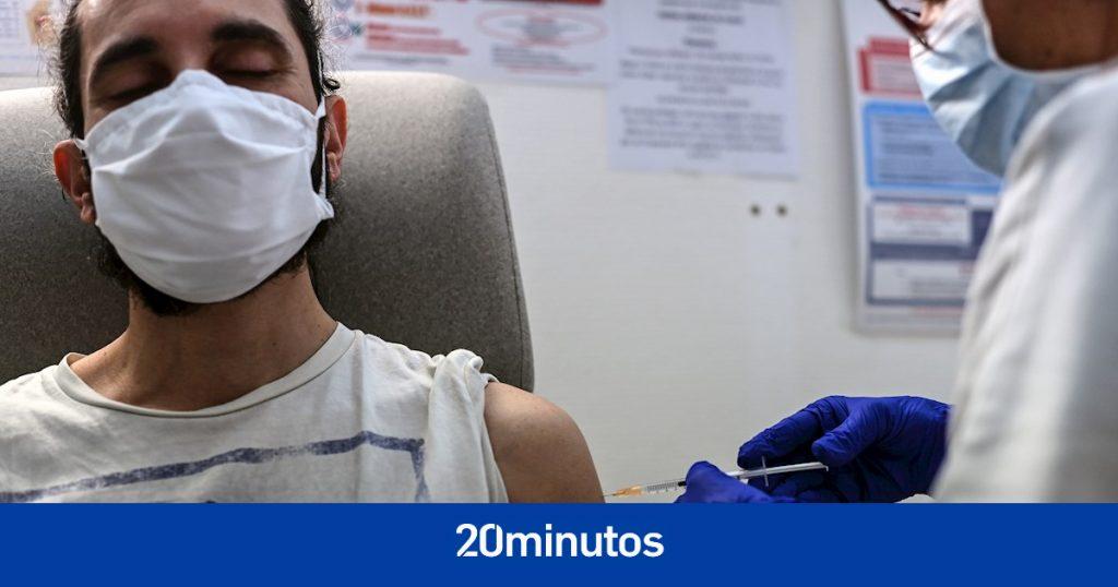 restricciones, horarios de recepción, número de infecciones, muertes y vacunas vivas