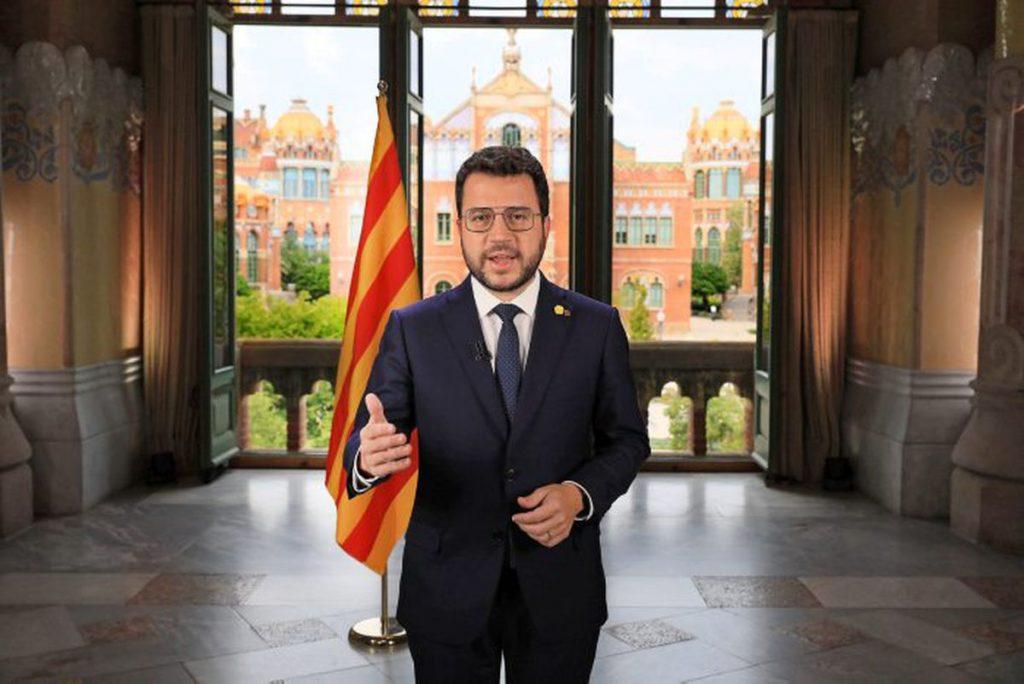 Aragonès reclama la mesa de diálogo pese a las tensiones con el gobierno por El Prat    Cataluña