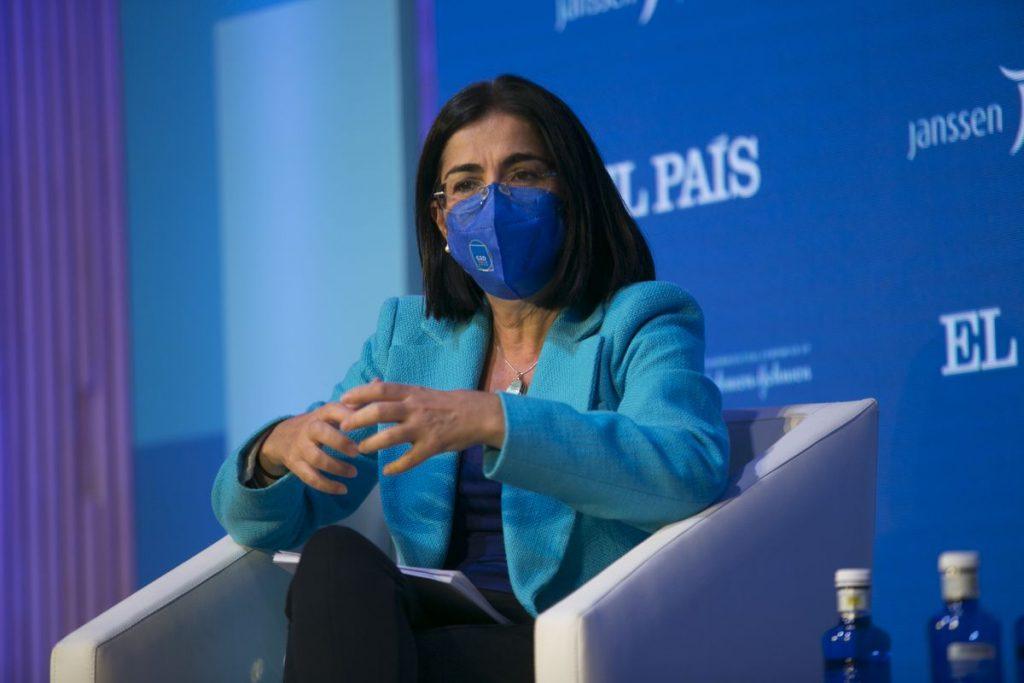 """Carolina Darias: """"Debemos visibilizar, hablar y actuar contra la espiral de silencio que envuelve la salud mental""""    Sociedad"""