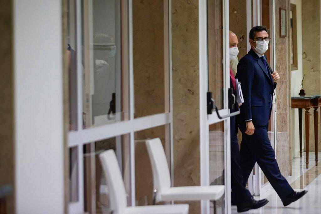 Congreso examina el 'poder en la sombra' |  España