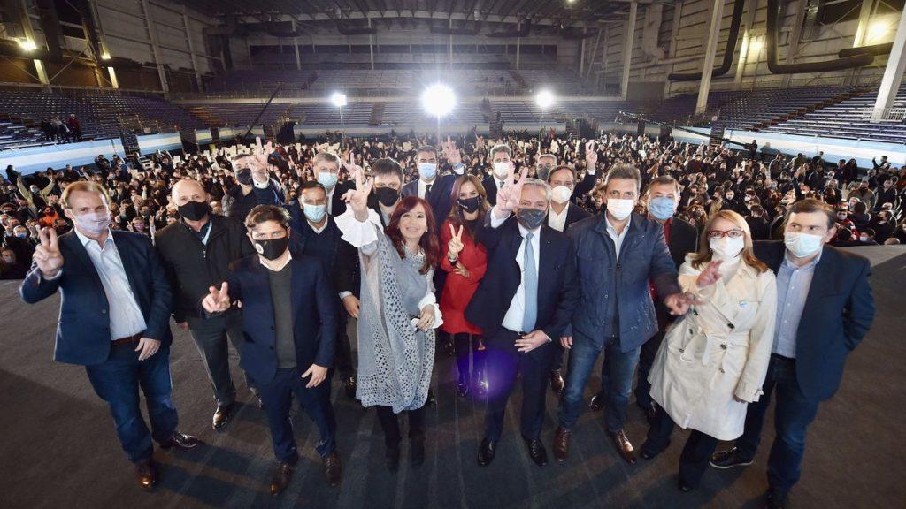 Elecciones: Cristina Fernández de Kirchner lidera la campaña electoral en Argentina |  Internacional