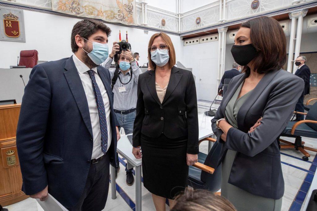 Fiscalía no ve delito en el fracaso de la moción de censura en Murcia    España