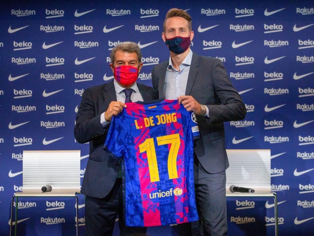 """Luuk De Jong: """"Soy un atacante diferente""""    Deportes"""