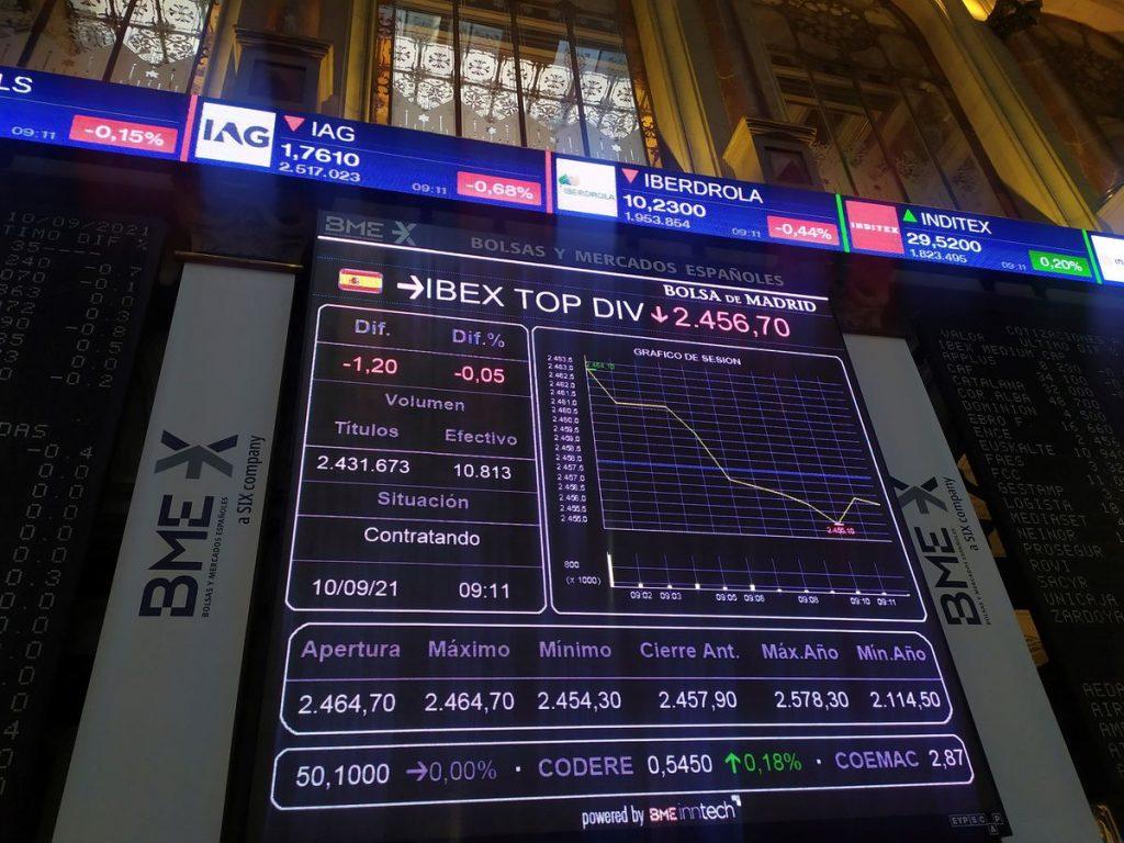 Mercados: los mercados bursátiles europeos intentan volver tras una semana de pérdidas |  Economía