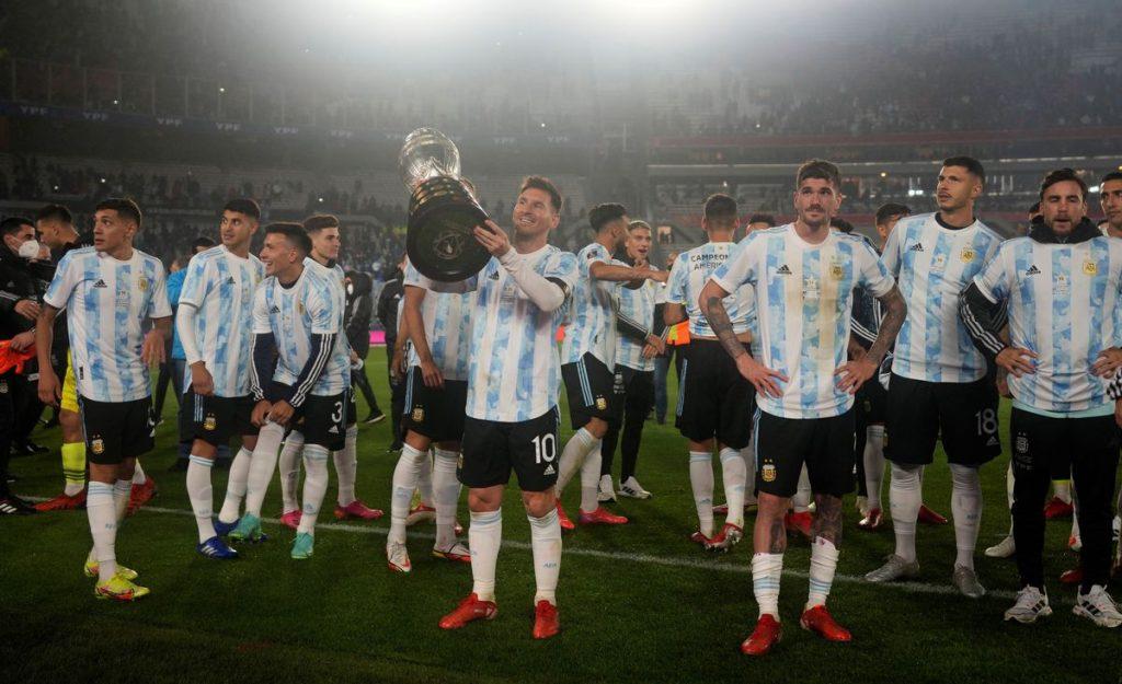 Messi vence a 'O Rei' Pelé |  Deportes
