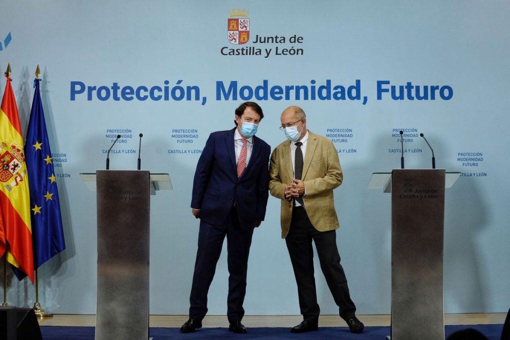 PP y Cs rompen su relación en Castilla y León y acercan el horizonte electoral    España