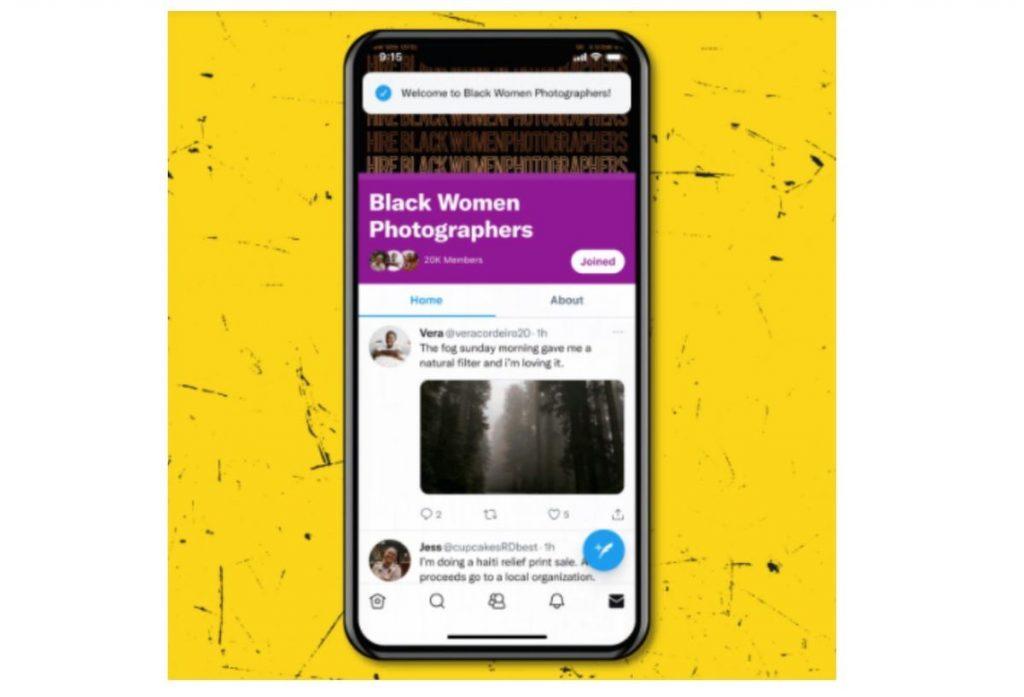 Twitter está probando grupos y modo seguro |  La tecnologia