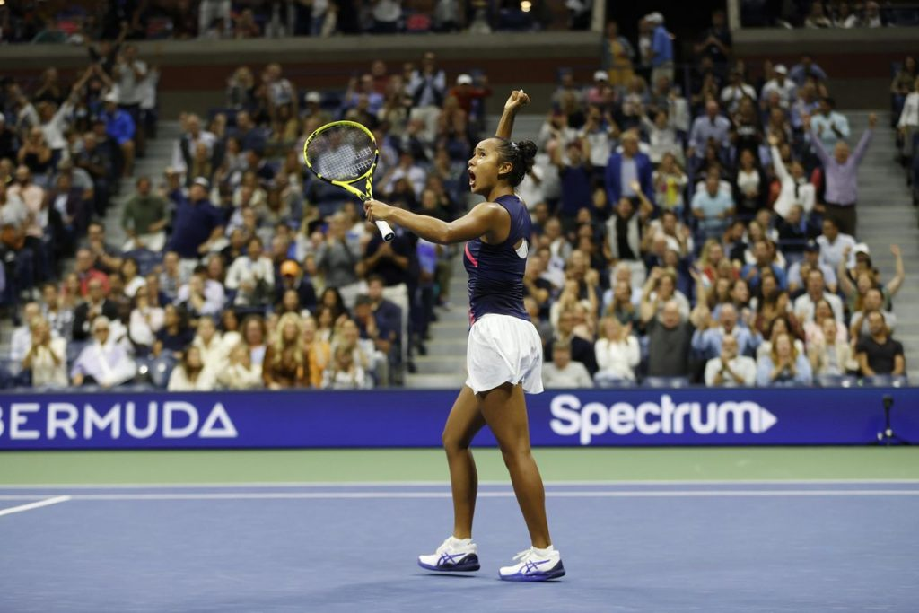 US Open 2021: De Raducanu a Leylah, las 'chicas' en el poder |  Deportes