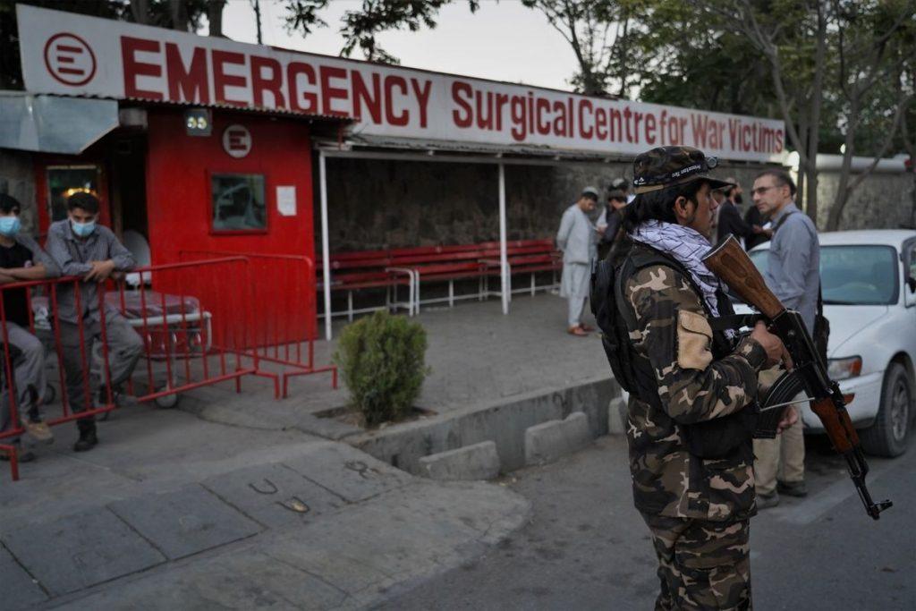 Afganistán: varios muertos en un ataque en Kabul, según los talibanes |  Internacional