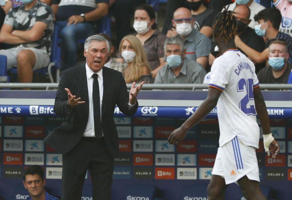 Ancelotti se encuentra solo con un rompecabezas defensivo en Valdebebas |  Deportes