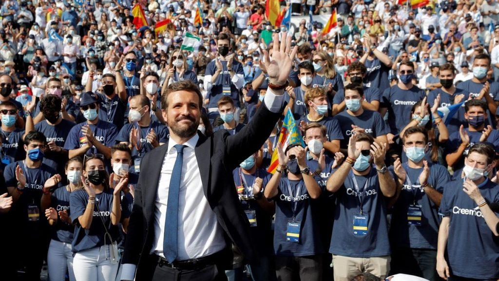 Casado comienza a competir con Vox y acepta derogar todas las leyes de izquierda    España