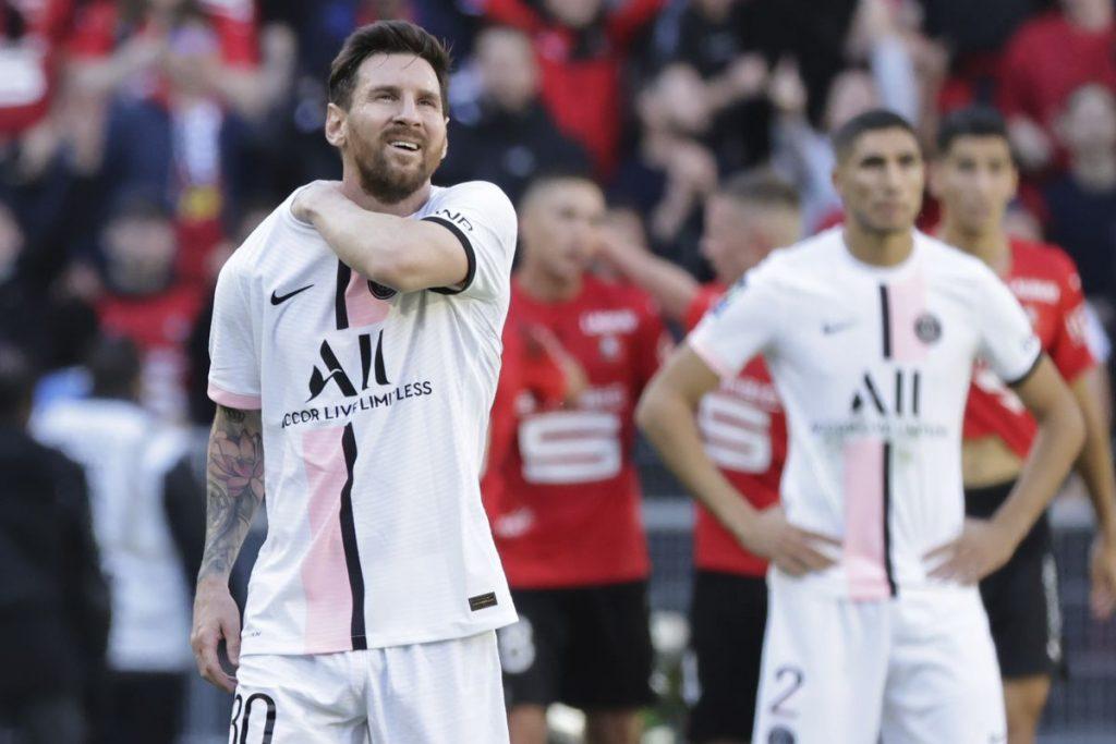 El PSG de Messi, Neymar y Mbappé cae derrotado y sin tirar entre los tres palos en Rennes    Deportes