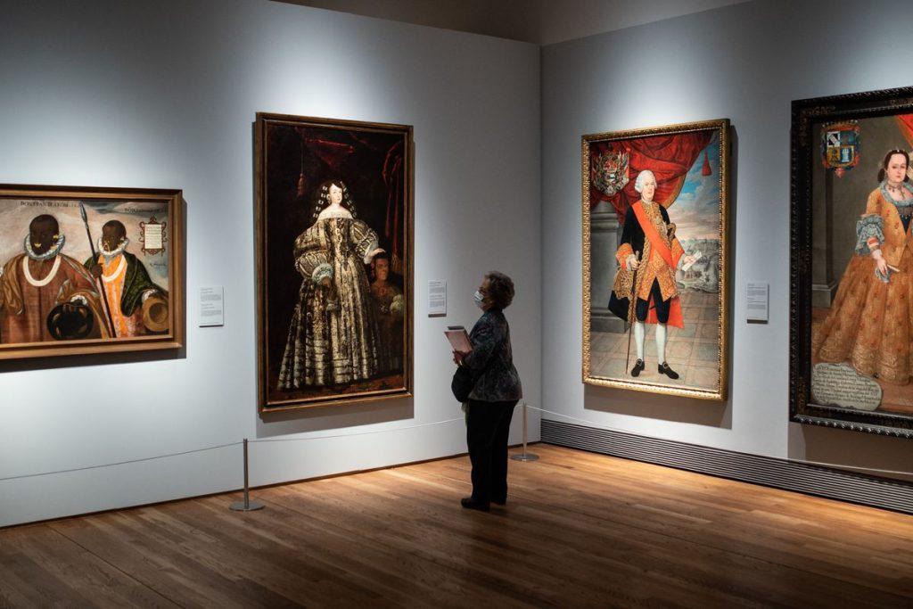 La huella de la conquista en el arte americano entra en el Prado    Cultura