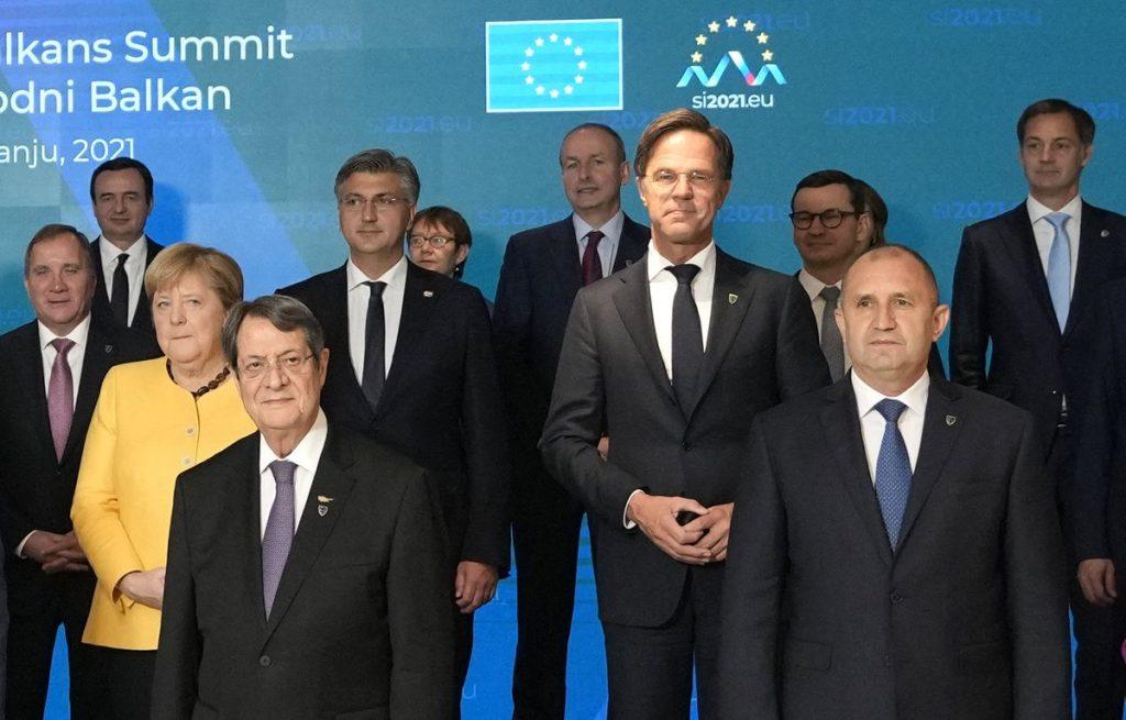 Los Balcanes se resignan a retrasar la adhesión a la UE hasta que se resuelvan sus propios conflictos |  Internacional