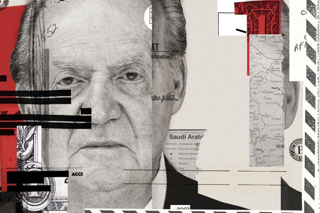 'Pandora Papers': Corinna Larsen prevé legar a Juan Carlos I el 30% de los ingresos de un fondo hispano-saudí    Papeles Pandora