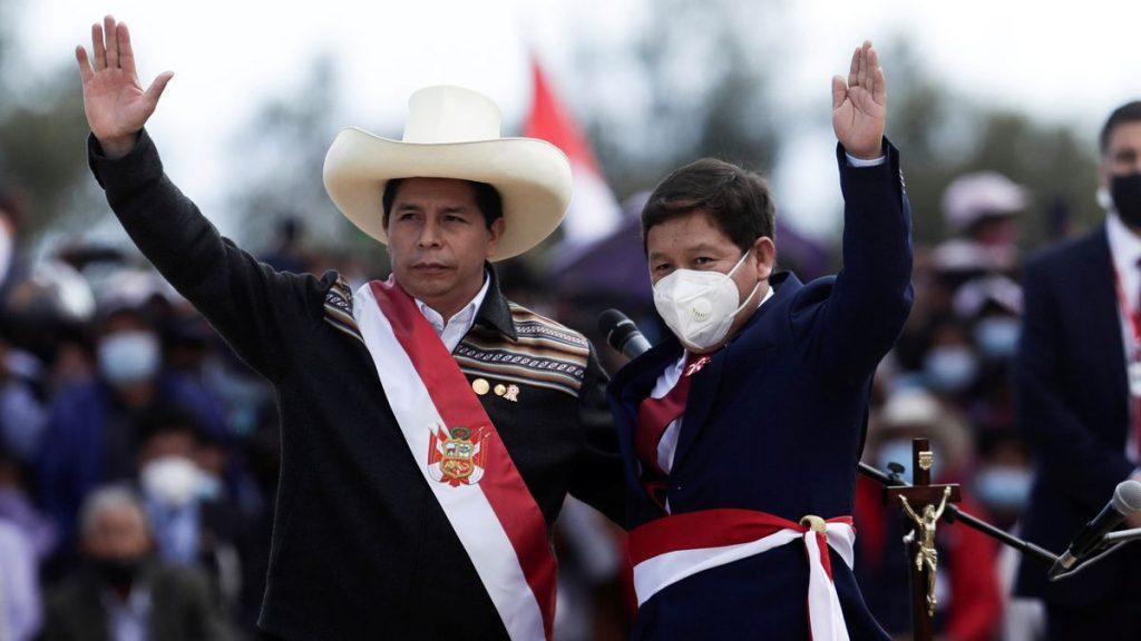 Pedro Castillo obliga a dimitir a su primer ministro Guido Bellido tras 69 días de gobierno en Perú |  Internacional