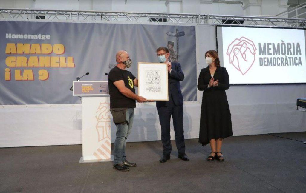 Puig pide al Ayuntamiento de París que dedique una calle al héroe valenciano que liberó la capital francesa de los nazis |  Comunidad valenciana