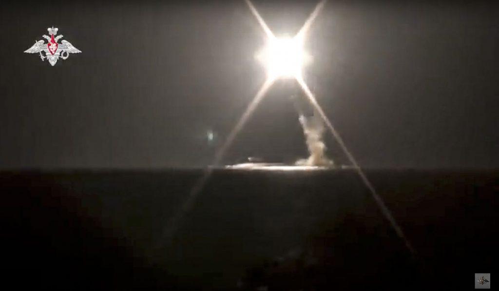 Rusia prueba el lanzamiento de un misil hipersónico desde un submarino por primera vez |  Internacional