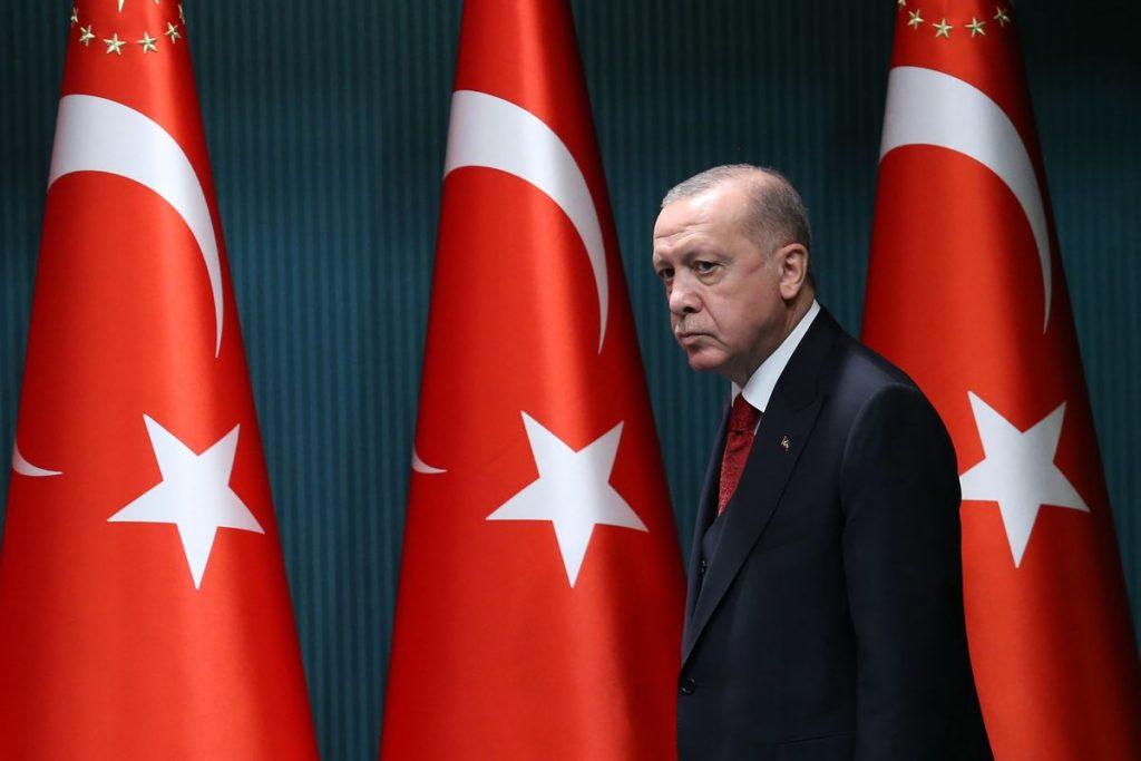 Un banquero central llamado Erdogan    Negocio