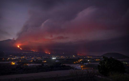 """Volcan La Palma: """"Es estable y es bueno para todos""""    Sociedad"""