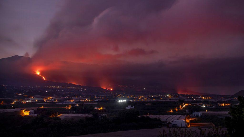 Volcán La Palma de última hora, en directo |  Mejora la calidad del aire en la isla |  Sociedad